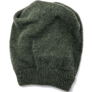 Green Beanie From H&M